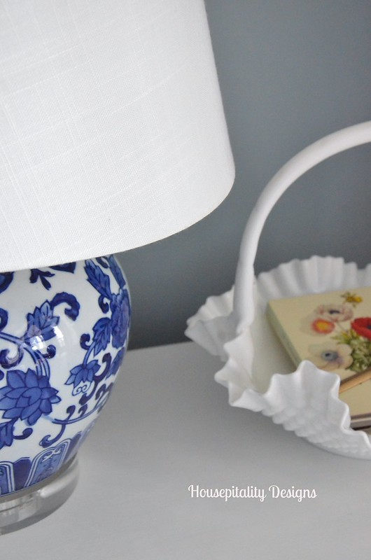 Guest Room Lamp/Writing Desk-Housepitality Designs
