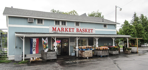 The Market Basket, Beulah, Michigan