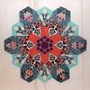 New Hexagon Rosette 1 - Restart AGAIN