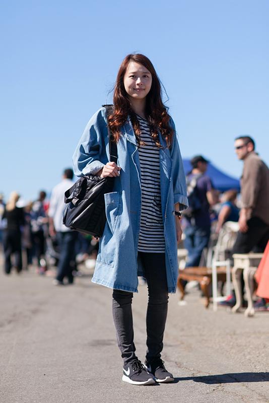 bella_alameda Alameda, Alameda Flea Market, Quick Shots, street fashion, street style, women