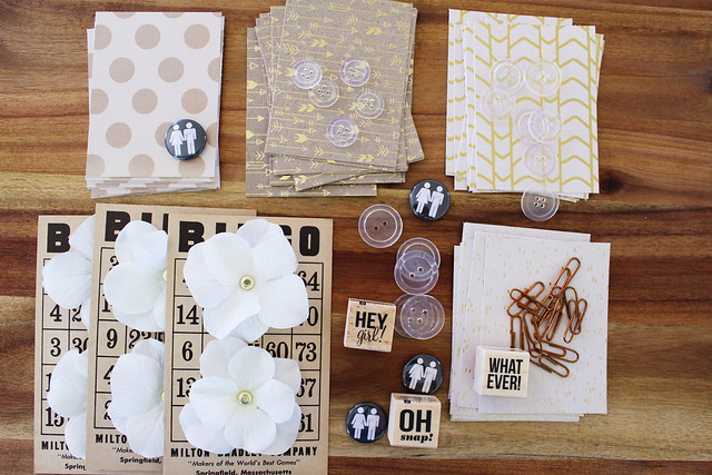workspace wednesday- artistic kits which will be in my etsy shop soon!