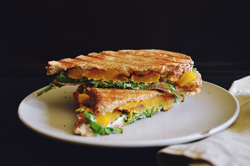 Squasharugulasandwich