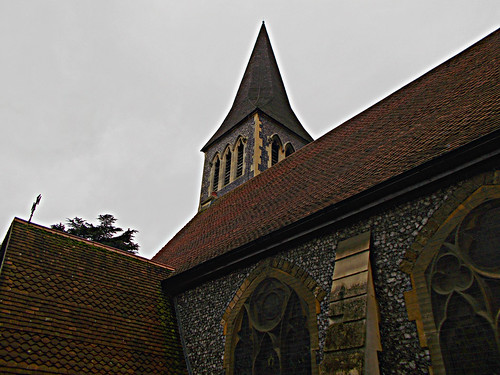 St Nicholas Church - Sutton, Surrey, Greater London (9)