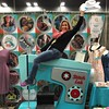 Happy at QuiltCon