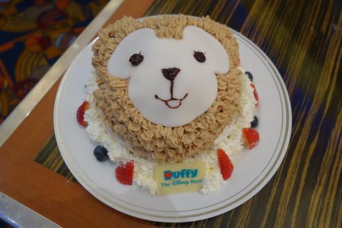 Duffy甜品教室:同Duffy攬頭攬頸玩遊戲,最開心!