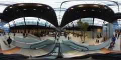 Østbanehallen 360 °
