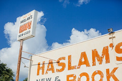 Haslam's Book Store in St. Petersburg Florida