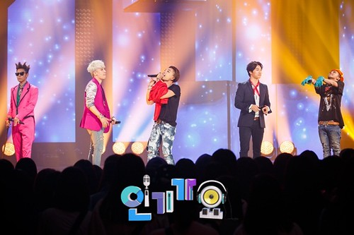Big Bang - SBS Inkigayo - 10may2015 - SBS - 05