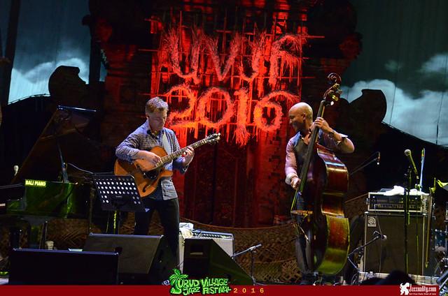 Ubud Village Jazz Festival 2016 - Reuben Rogers and Peter Bernstein (3)