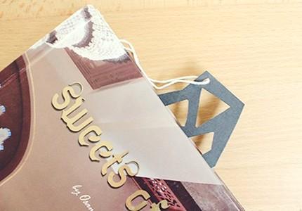 5 kiểu bookmark cực dễ làm cho teen