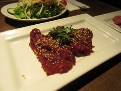 New York Steak Garlic Herb