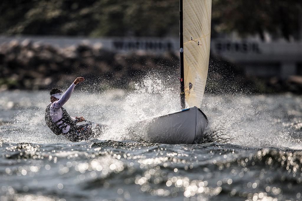 Jonathan Lobert Rio 2016_Coyright Sailing Energy - World Sailing