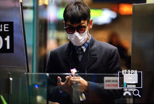 Big Bang - Incheon Airport - 03dec2015 - Utopia - 04