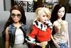 Noite com as zamigas haha #Barbie #barbiefashion #barbiefashionistas