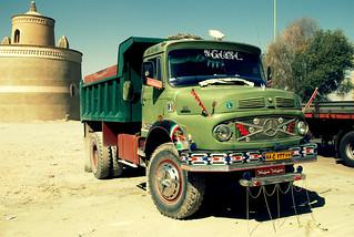 The oriental truck
