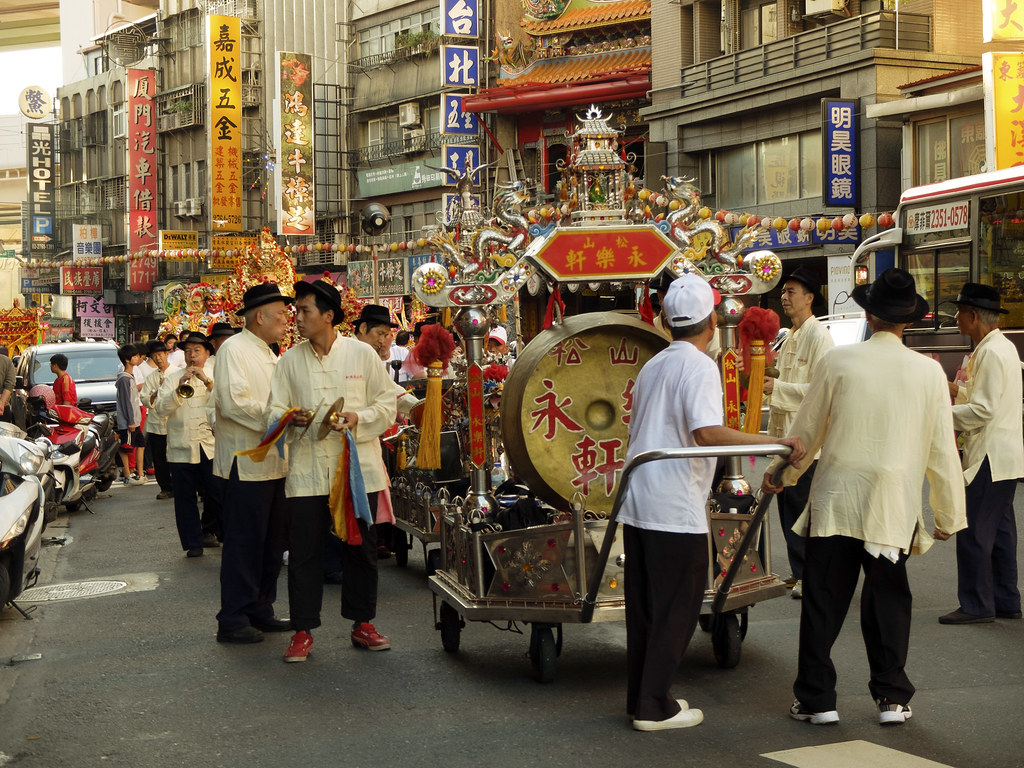 temple procession a very long photo essay culture history retro style