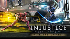 PS Plus: Injustice: Gods Among Us