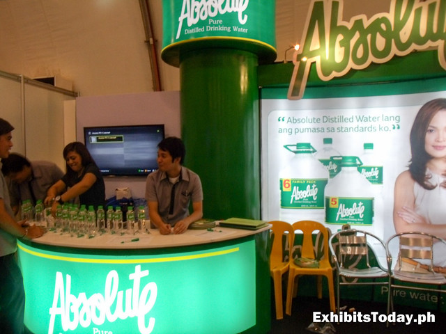 Absolute Exhibit Booth