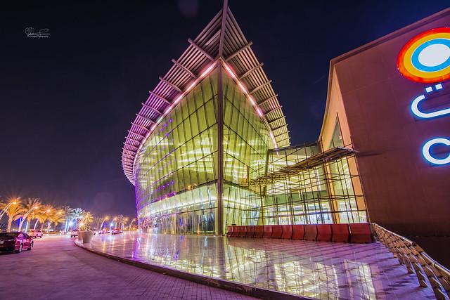 Arab Mall in Jeddah