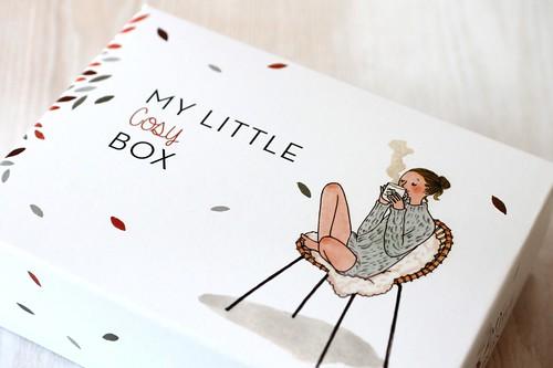 マイリトルボックスMY LITTLE BOX11月