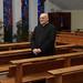 2015.01.17 Poświęcenie nowych konfesjonałów w kaplicy Domu Rekolekcyjnego