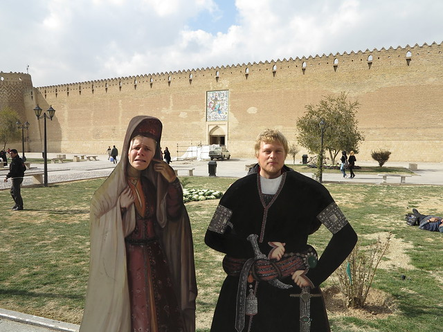 Adam & Jonas in Shiraz