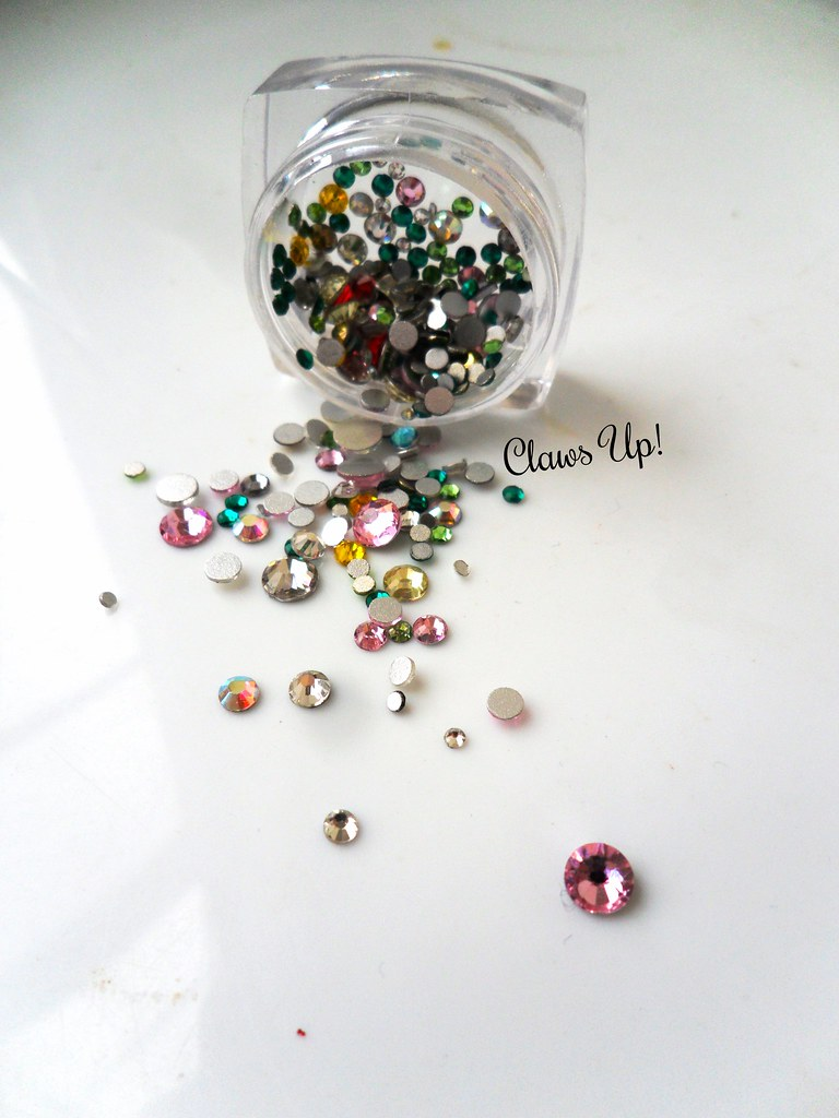 Born Pretty Store Nail Art Rhinestones Coupon Code JACG10