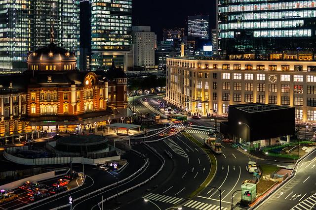 20150130_01_Tokyo Station & KITTE
