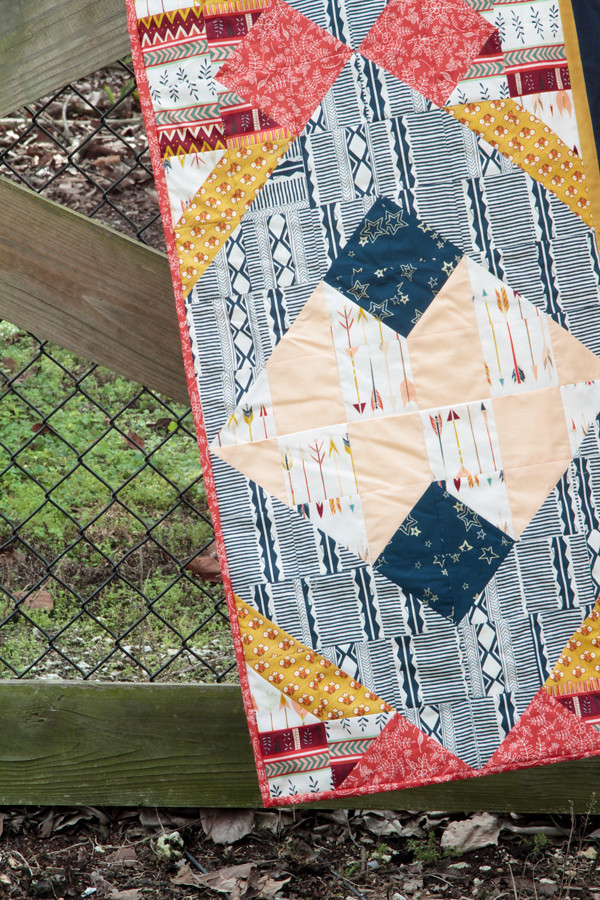 Wild & Free -- Follow the Stars Quilt!