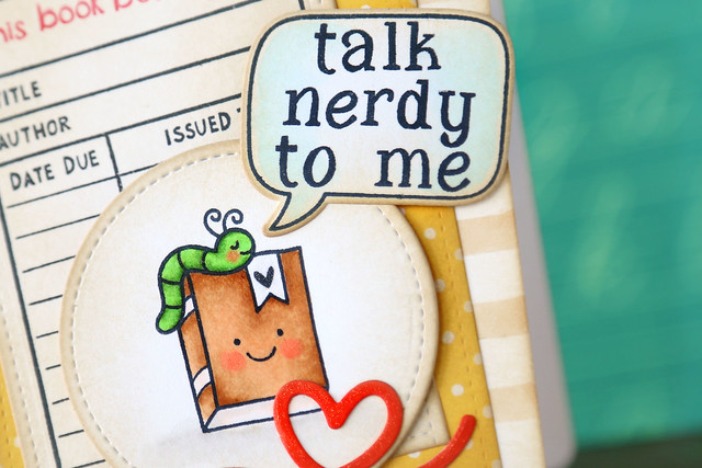 talk nerdy to me {new lawn fawn!}