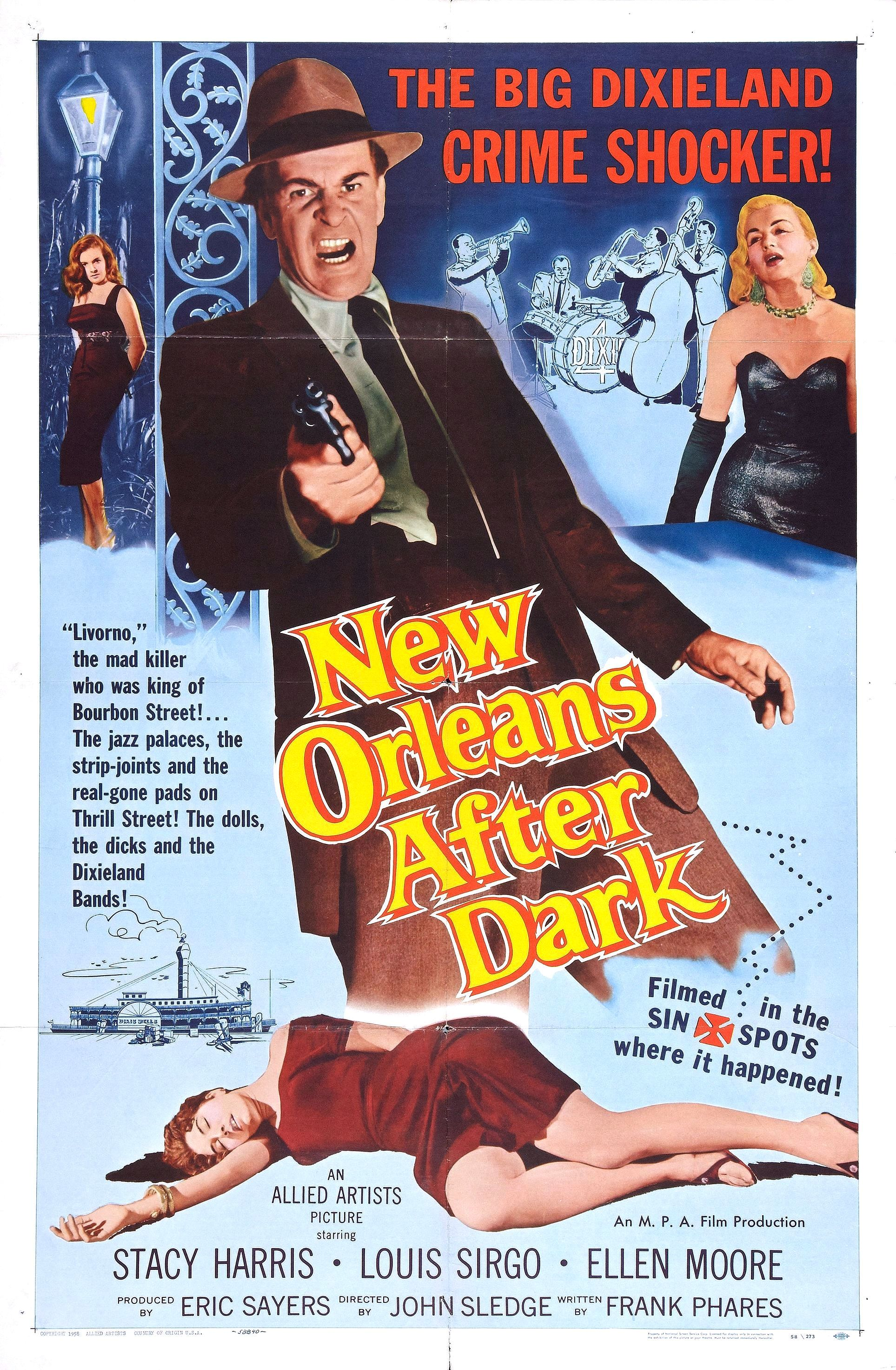 New Orleans After Dark (1958)