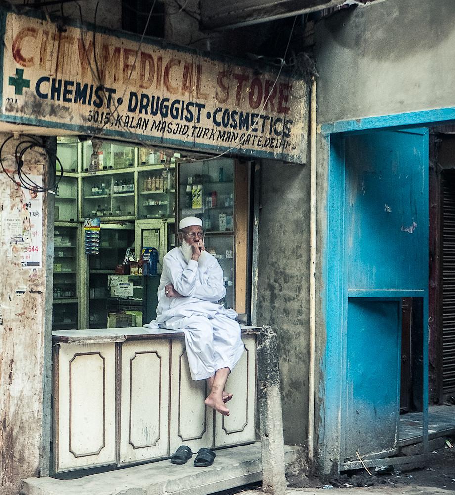 Old Delhi Chemist