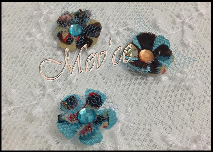Blue Flowers 06
