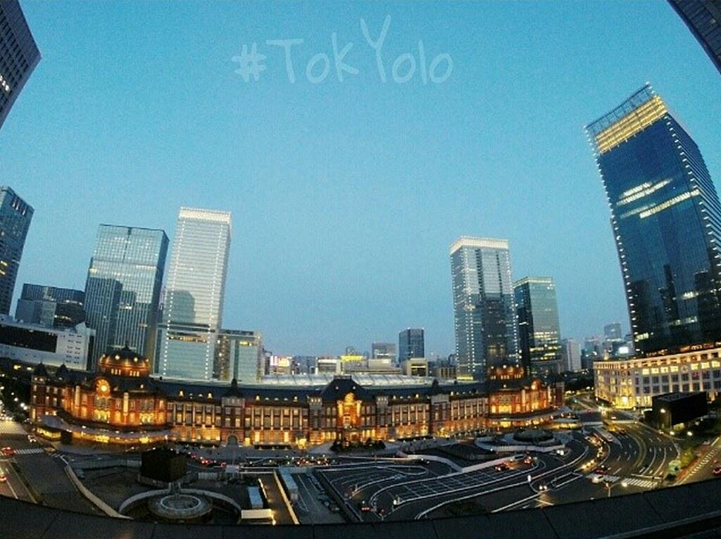 tokyo-station-at-night