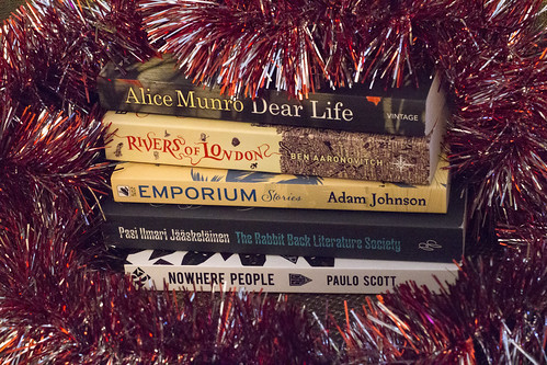 Christmas reading plans
