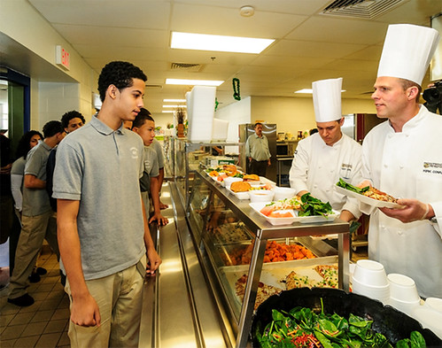 USDA and its partners help make the healthy choice the easy choice for America's young people.