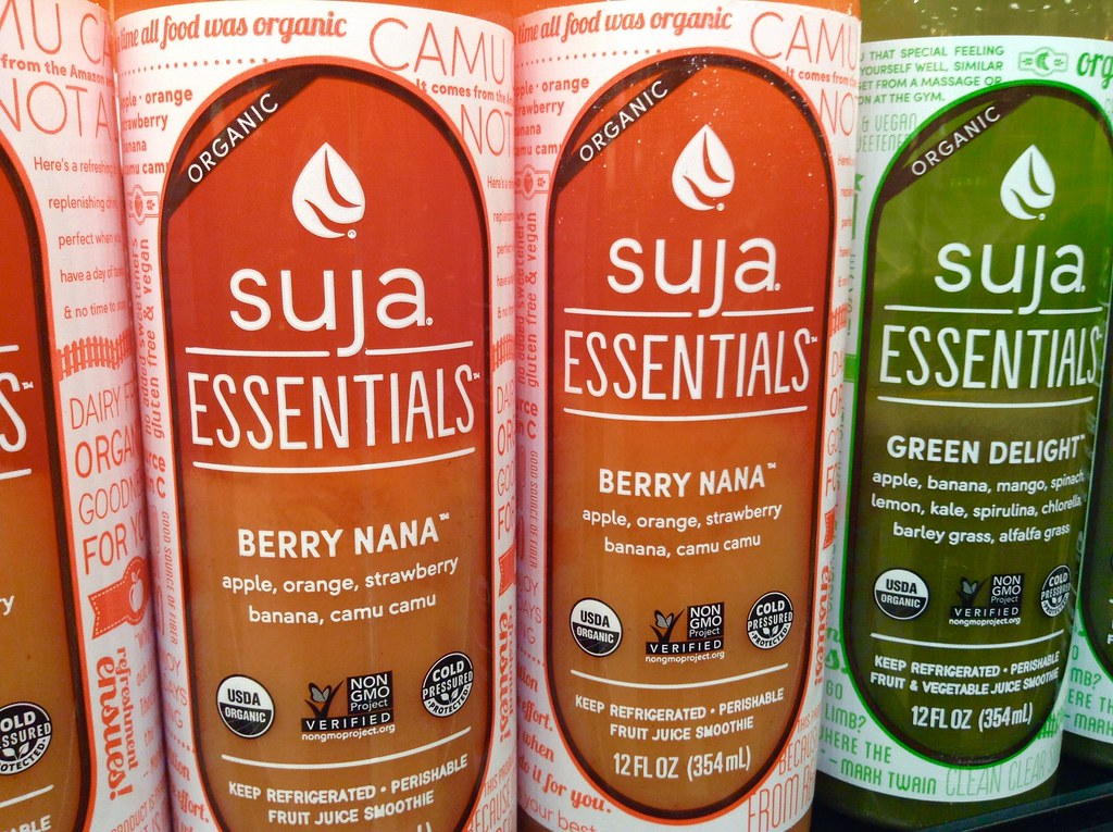 Suja Essentials Organic Fruit and Vegetable Juice