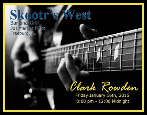 Clark Rowden 1-16-15