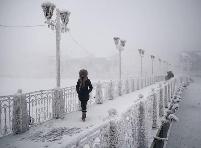 Coldest Village by Seven Sisters Blog