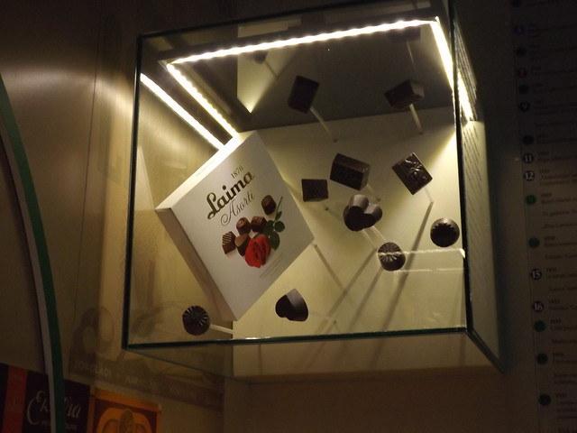 Laima Csokoládé Múzeum / Laima Chocolate Museum