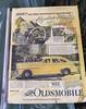 1940 Oldsmobile Ad