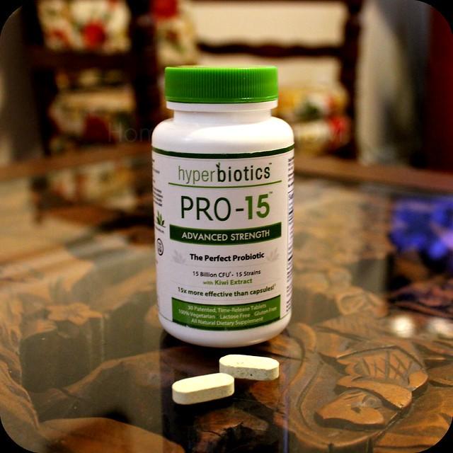 hyperbiotics pro-15 probiotic