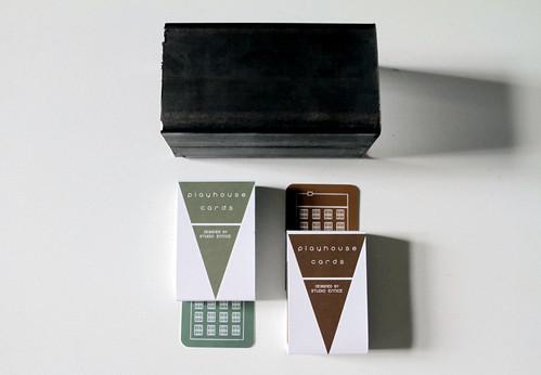 Studio Entice - Playhouse Deck Cards 撲克牌