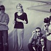 Filming at Venice Beach stake park earlier #Venice #Venicebeach #camera #fun #skateboarding #tricks #camera #team #California #filming #davidbowiefilm #davidbowieis