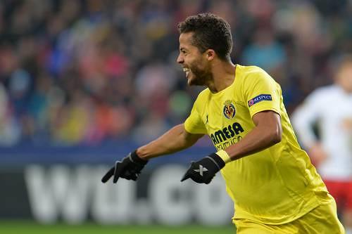 Con gol de Gio, Villarreal vence a Salzburgo y califica en Liga Europa