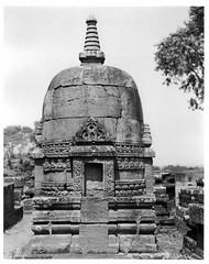 Ratnagiri - Large Votive Stupa (8x10 Print)