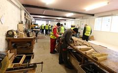 room, workshop, factory,