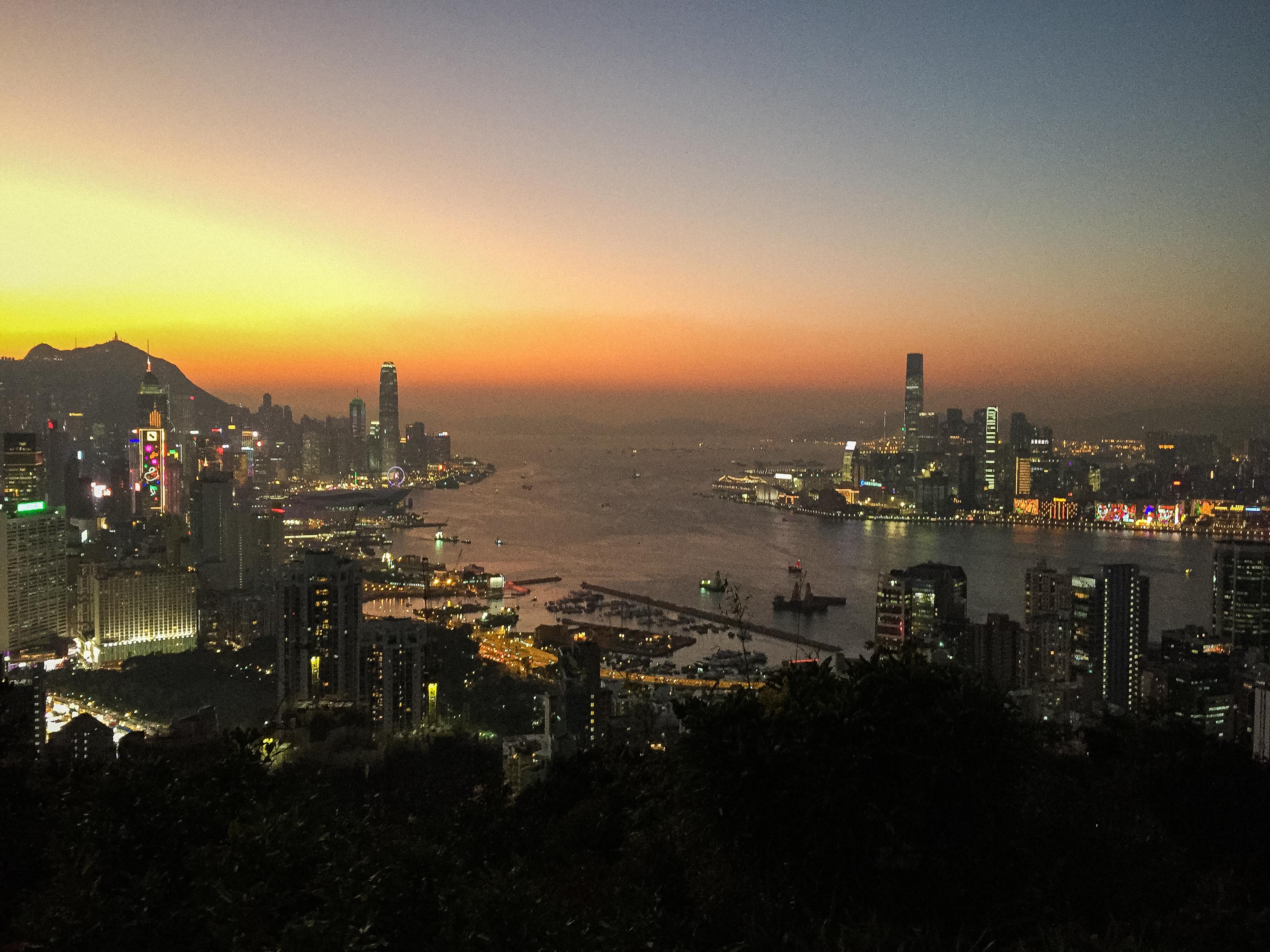 Hong Kong #iPhoneography #HK #HongKong #iPhone | Flickr - Photo ...
