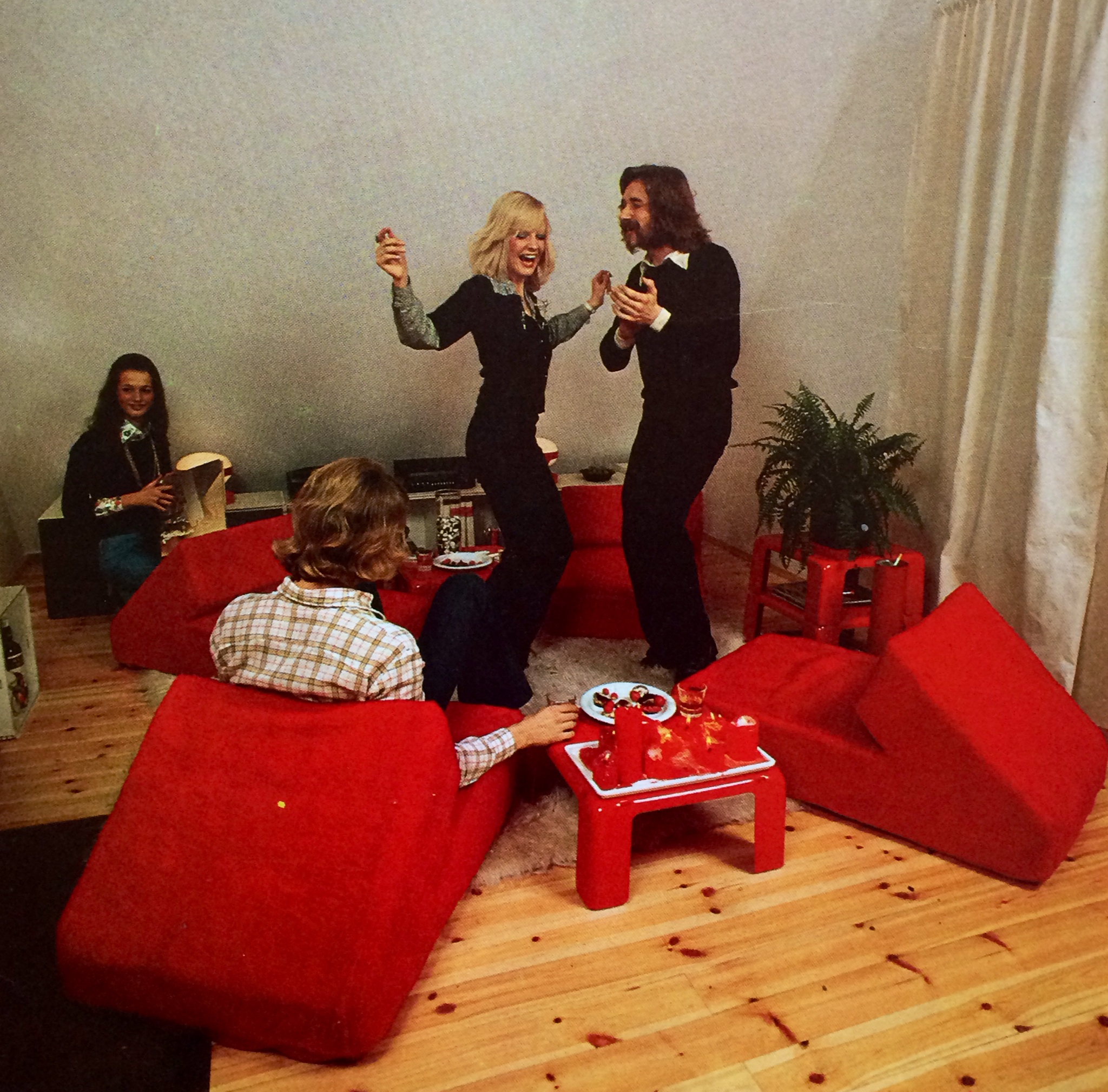 Danish DIY party 1978