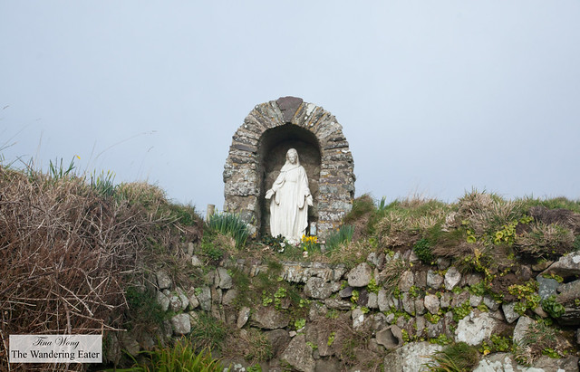 Statue of St. Non